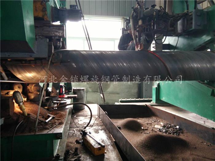 打桩螺旋焊管设备