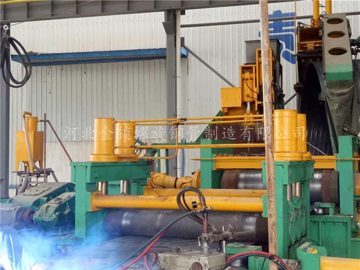 广东打桩螺旋焊管设备