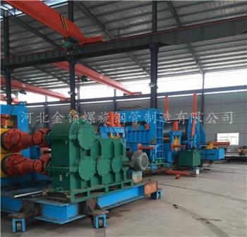 螺旋焊管设备