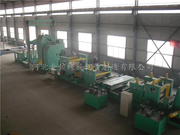 广东螺旋焊管设备厂家